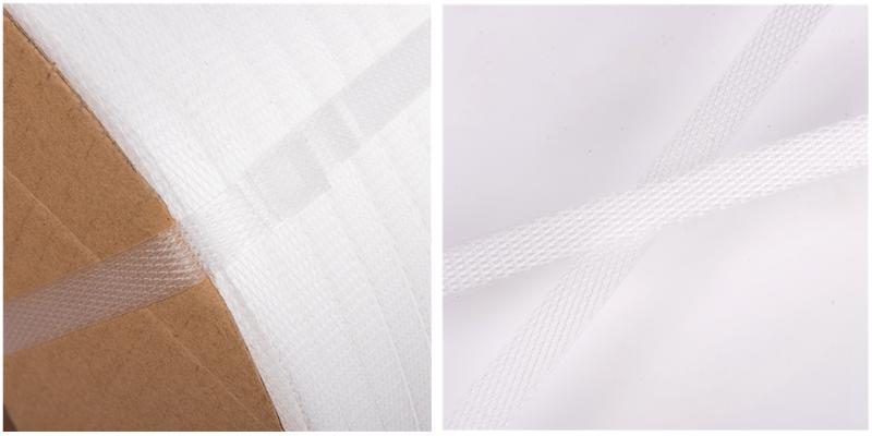 白透明全自动打包带产品细节