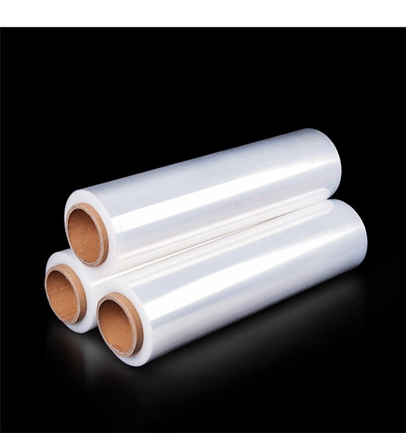 工业透明PE缠绕膜产品展示