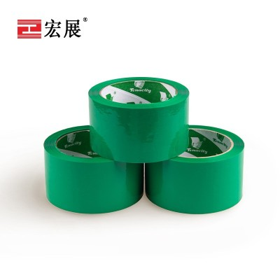 绿色封箱胶