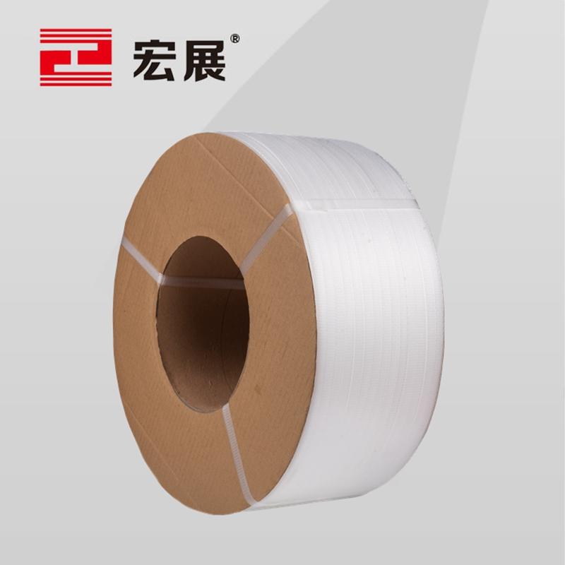白色PP打包带